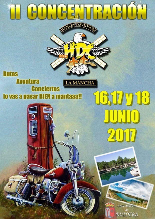 II Concentracion HDC La Mancha