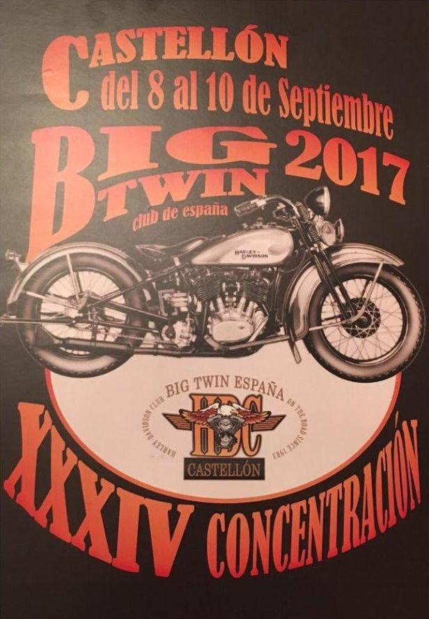 cartel big twin 2017