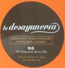 DESAYUNERIA 60€