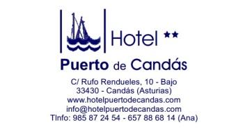 HOTEL CANDAS 60€