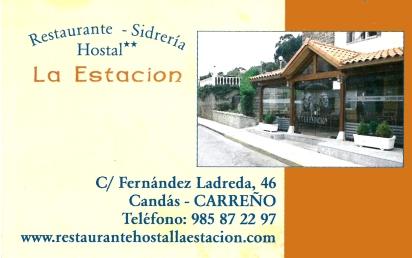 HOTEL LA ESTACION 20€