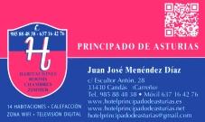 Hotel Principado de Asturias 40€