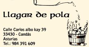 LLAGAR DE POLA 60€