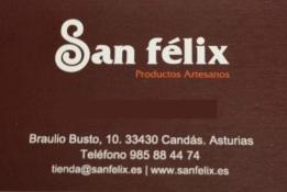 SAN FELIX 40€